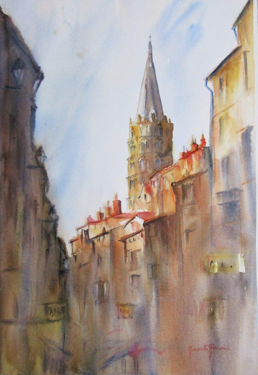 Rue du Taur Toulouse