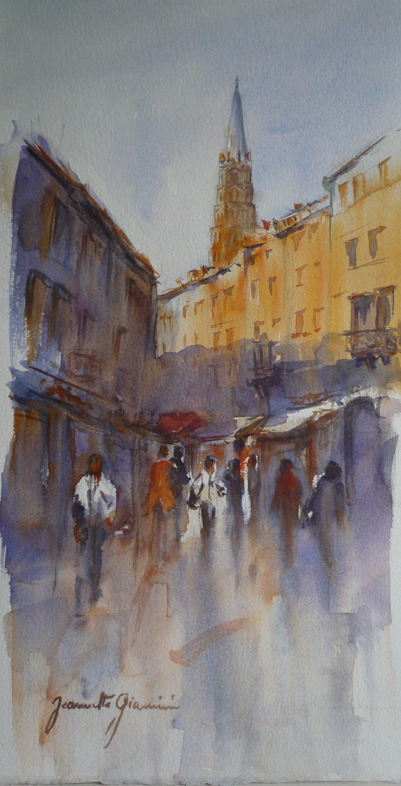 Toulouse Rue du Taur