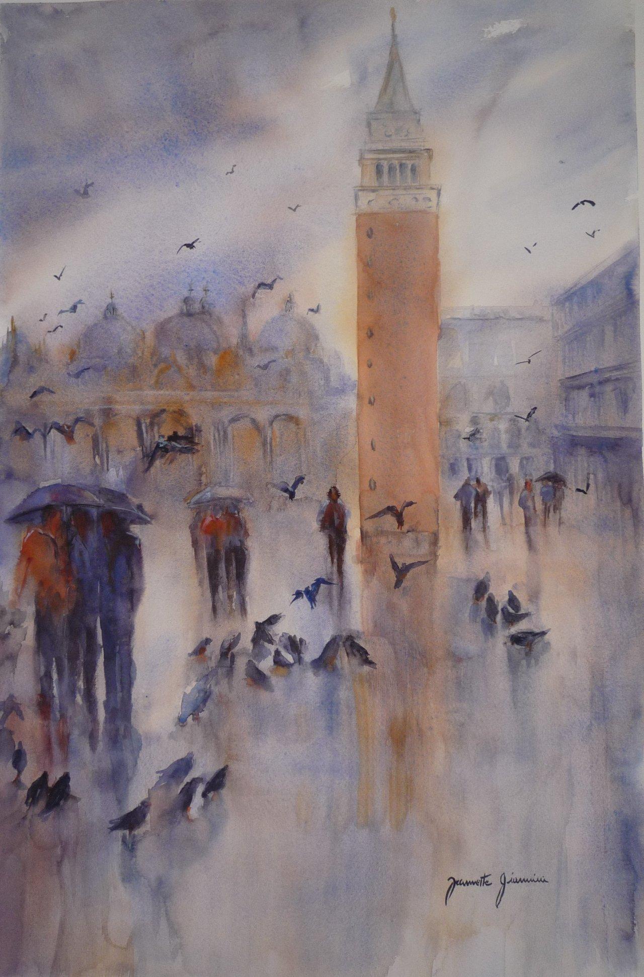 <center><b>Venise d'hiver<b/><center/>