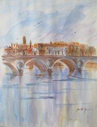 La Garonne Toulouse