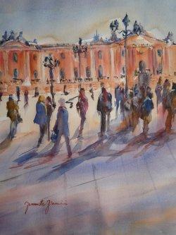 Toulouse la Place du Capitole