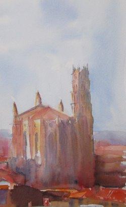 Eglise des Jacobins - Toulouse