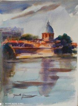 Toulouse et ses couleurs