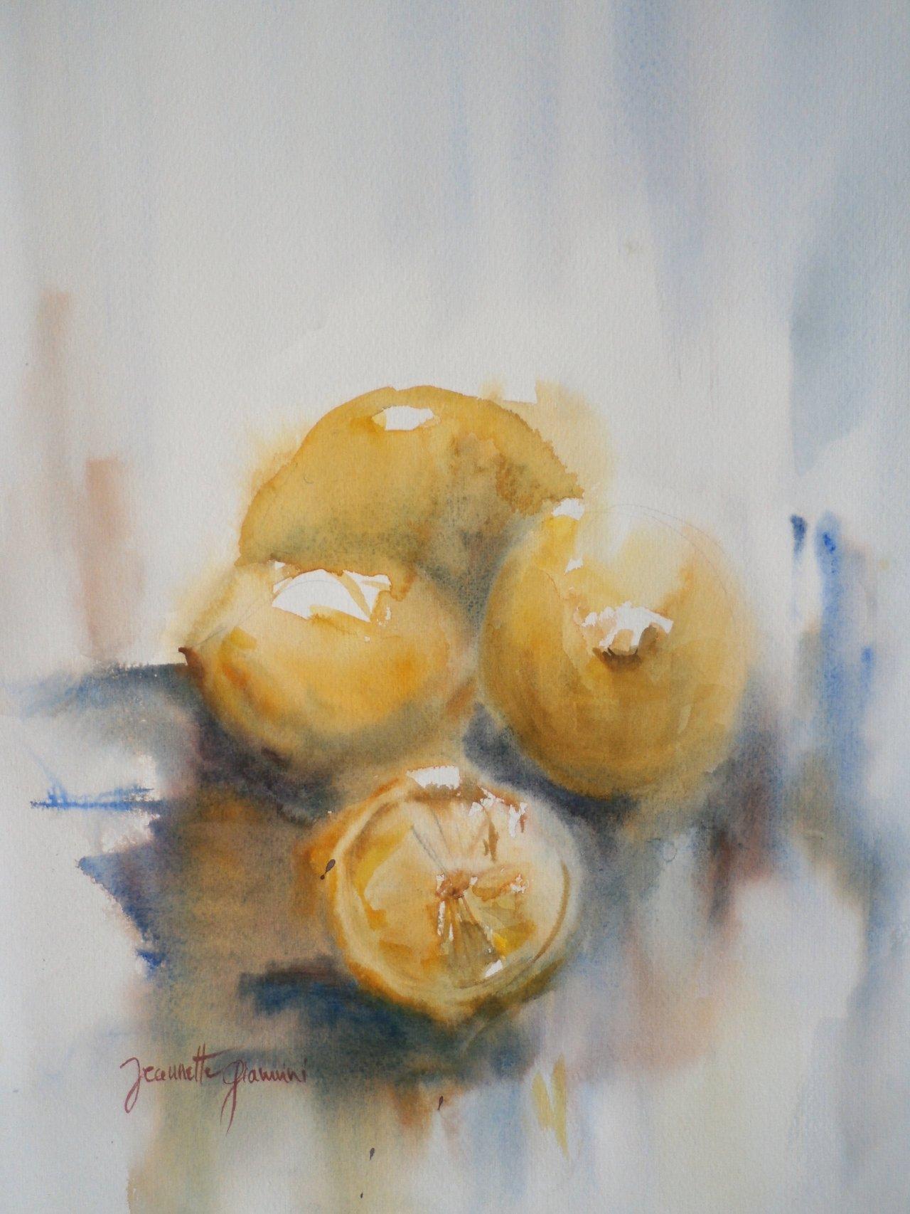 Les ' 4 citrons