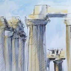 Temple dorique