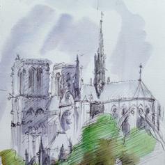 Notre Dame  de Paris        20€